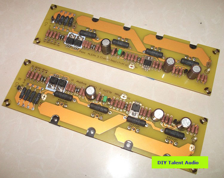 Power supply Pass Aleph 3 30w A class