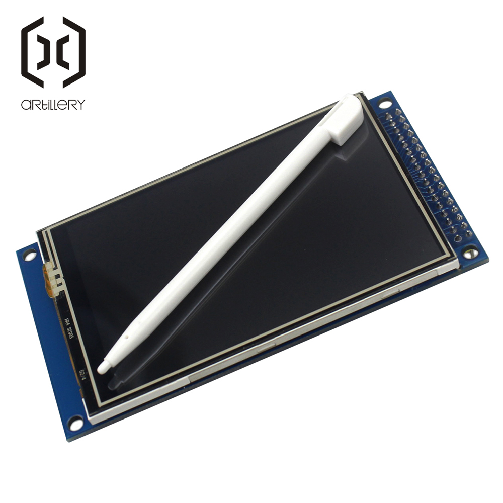 Smart Electronics 3.5 Inch TFT Touch Screen LCD Module Display 320*480 With PCB Adapter 3.5'' 320x480 For Arduino DIY KIT