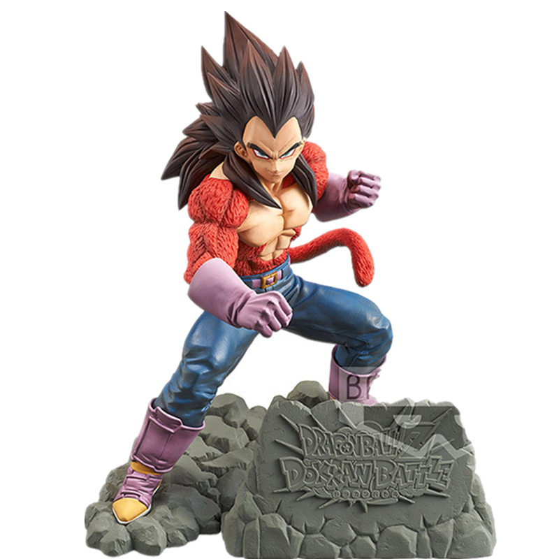 "Presale Demoniacal Fit 6/"" Dragonball Vegeto PVC Action Figure Doll Movable New"