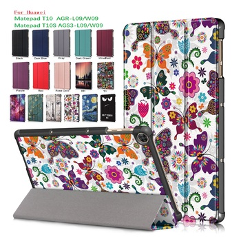 Tablet For Huawei Matepad T10 T10S Case 10.1 9.7 AGR-L09/W09 For Mate pad T10 s T 10S Case 10.1