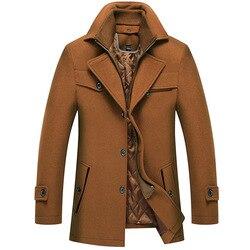 Casaco de lã para homem, roupa de inverno para homem, casaco de lã para homem, casaco de lã para homem, casaco para homem, casaco de lã para homem, casaco de lã para homem, casaco de caxemira. casacos para homem