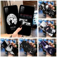 Anime Tokyo Ghoul Japón Suave de la caja del teléfono para Huawei Honor 30 20 10 9 8 8x 8c v30 Lite ver 7A pro