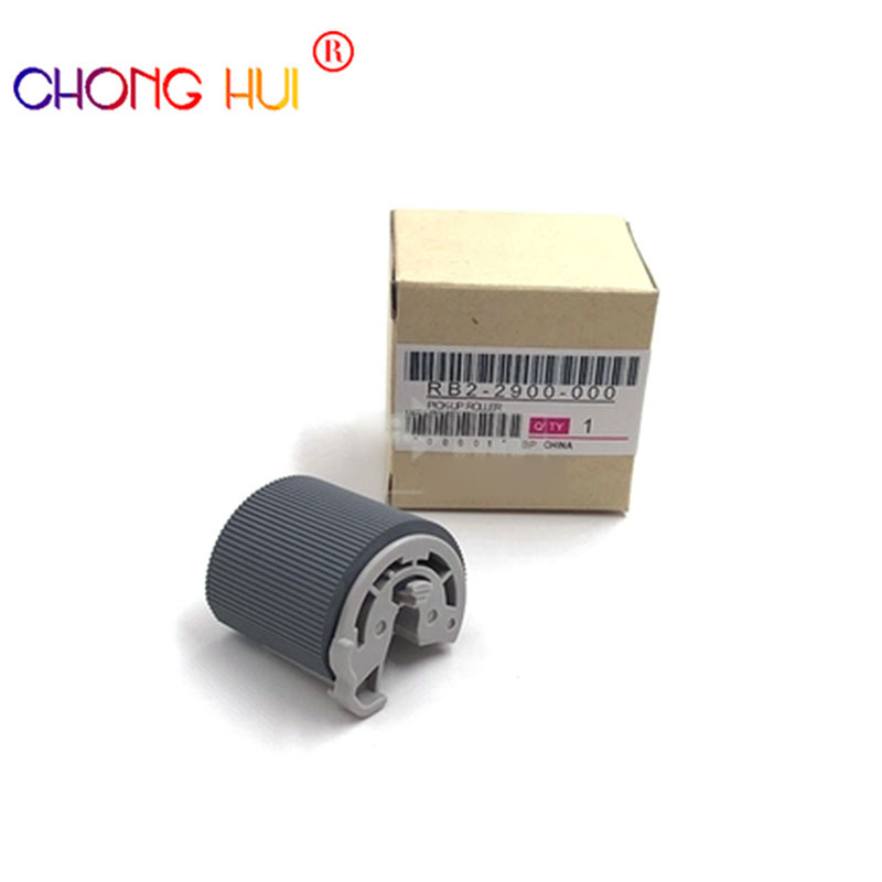 1/2Pcs Set Pickup Roller for hp 2100 2200 1500 2500 2550 2820 2840 RB2-2900 RB3-0160 Printer Parts