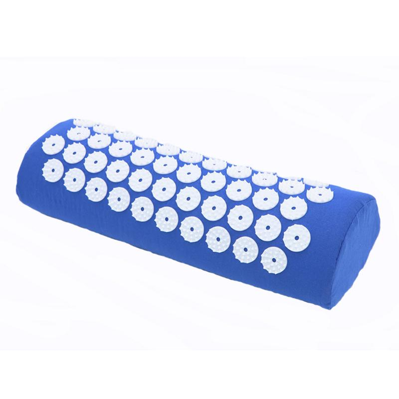 Acupressure Massage Mat with Pillow set to body Relaxation to Release Stress and Tension 22