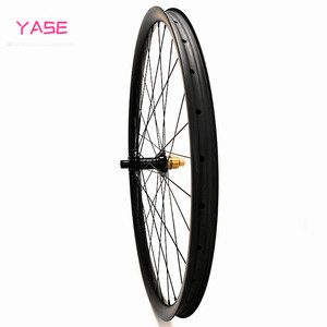 Image 5 - יאסה 29er אופני הרי 35mm hookless 25mm עמוק ללא פנימית אסימטריה רכזת BITEX R211 BOOST 110x15 148x12 דיסק בלם גלגלים
