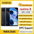 Realme 8 RMX3085 6,4