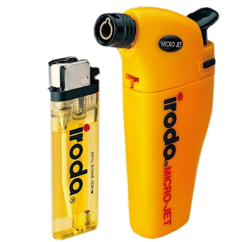 Taiwan Love Brand Iroda AT-2056 MJ-300 Mini Gas Torch 1300 °C Gas Flamethrower