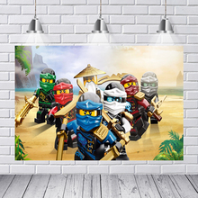 Photography Backdrops Sea Sand Beach Ninjago Custom Photo Studio Background Backdrop Vinyl Background Photography washable backdrops mysterious fairyland arcway fleece photography backdrop for studio photography background f 1491 a