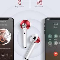 D012 TWS Bleutooth Fones De Ouvido Sem Fio Bluetooth Fones de Ouvido Fones De Ouvido Para Fones de Ouvido Do Esporte Android PK i12 audifonos para celular|Fones de ouvido|Eletrônicos -