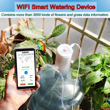 Smart Phone Remote Garden Water Timers Intelligent Watering Device Electronic Irrigation Timer Wifi Controller Sprinkler System wifi smart watering valve intelligent drip irrigation phone remote controller diverse timing