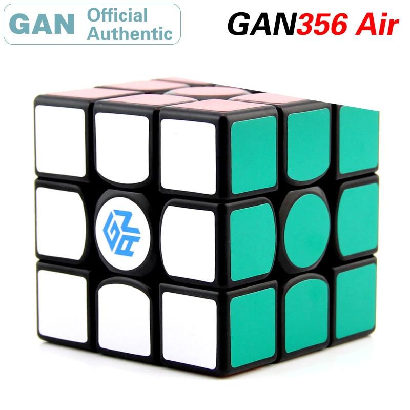 GAN 356 Air 3x3x3 Magic Cube 3x3 GAN356/GAN356Air/356Air Professional NEO Speed Cube Puzzle Antistress Toys For Children
