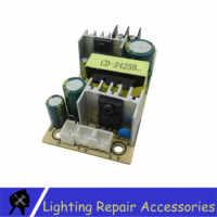 Stage light repair parts Power Supply 12v/24v Output 60-85w Power 110v/220v Inout Use For 18x3w 7x9w 7x10w 7x12w Flat Par lights