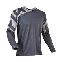 2021 HPTREM FOX ciclismo camiseta de Motocross cuesta abajo camisetas MX Ciclismo montaña Moto DH Maillot ciclismo Hombre rápido