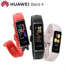 Huawei Band 4 Smart Band Globale Version Smart Uhr Herz Rate Gesundheit Monitor Neue Uhr Gesichter USB Stecker Lade