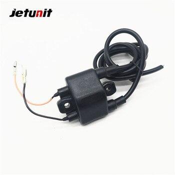JETUNIT 100% bobina de encendido fueraborda premium para Yamaha 6G1-85570-00-00 6hp 8hp Sistema eléctrico cdi piezas de repuesto