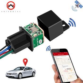 Latest MV720 Relay GPS Tracker Car GPS GSM Locator Tracking Remote Control Anti-theft Monitoring Cut Oil Power Mini Car Tracker