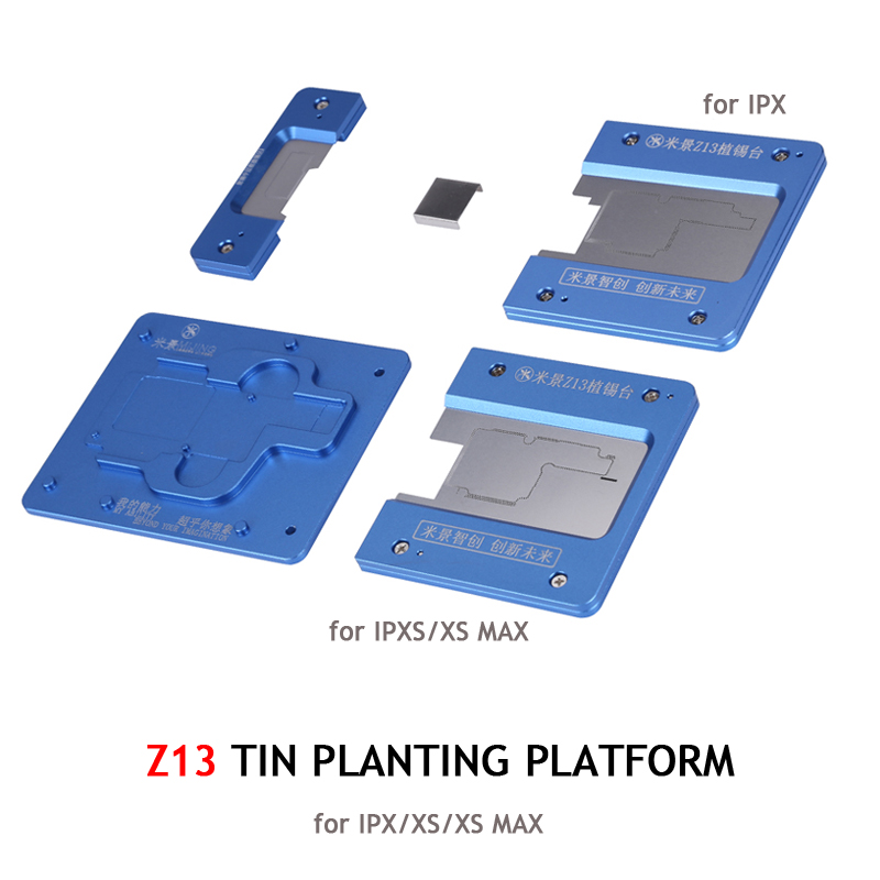 Z15 11 Mijing Z13 Soldering XS Tools 11 Holder X MAX Pro XS Z16 Stencil Reballing For MAX Motherboard BGA IPhone 11Pro Repair