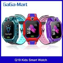 Q19 /G7/G5 Kinderen Slimme Horloge Video Chat Intelligente Games Remote Fotografie Sos Helpen Smart Horloge