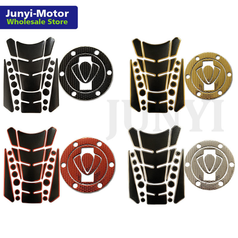 3D Motorcycle Gas Oil Fuel Tank Pad Protector Cover Fishbone Sticker For Benali <font><b>600</b></font> <font><b>300</b></font> 150 250 image