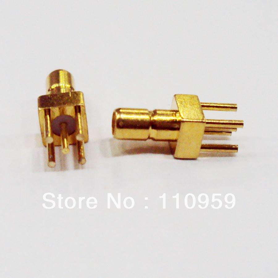 DHL/EMS EMS/DHL DHL/EMS High-frequency Coaxial Connector SSMB-JE (50 Ohms) SSMB Straight Seat RF Head Adapter-A2