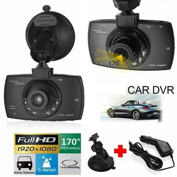 Dash Cam DVR Car Camera Full HD 1080P Car Dvrs Cars G-sensor Recorder Video Car Recorder Vision Recorder Night Driving Dvrs L4Q7 image