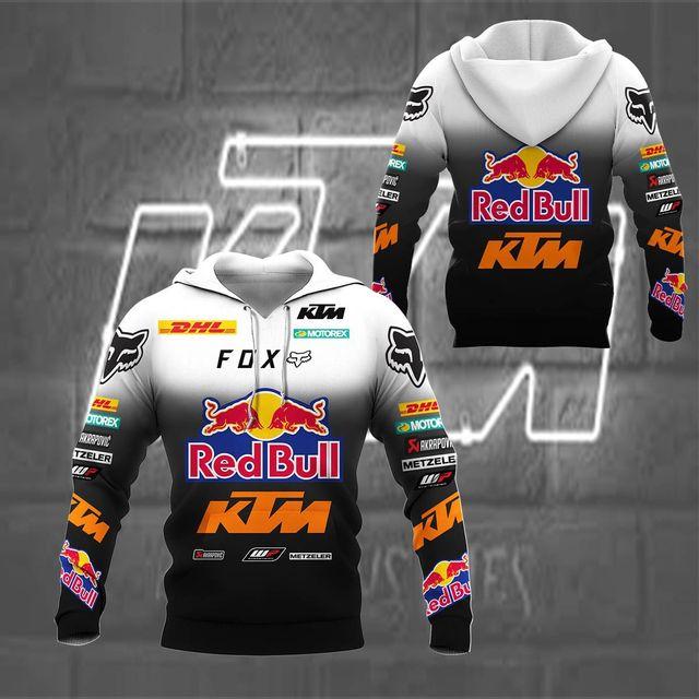 Hoodie sweatshirtMen's Hoodie Brand New 3D Digital Print Hoodie Casual Jacket Spring Autumn Motorcycle 4