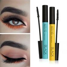 New Brand Professional 4D Silk Fiber Eyelash Mascara Waterproof Curling Eyelashes Thick Lengthening Lash Extension Mascara недорого