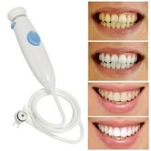 Água flosser dental jato de água substituição tubo mangueira/waterpik IP-1505 apenas WP-100 dropshiping lidar com OC-1200 para modelo/s6e3