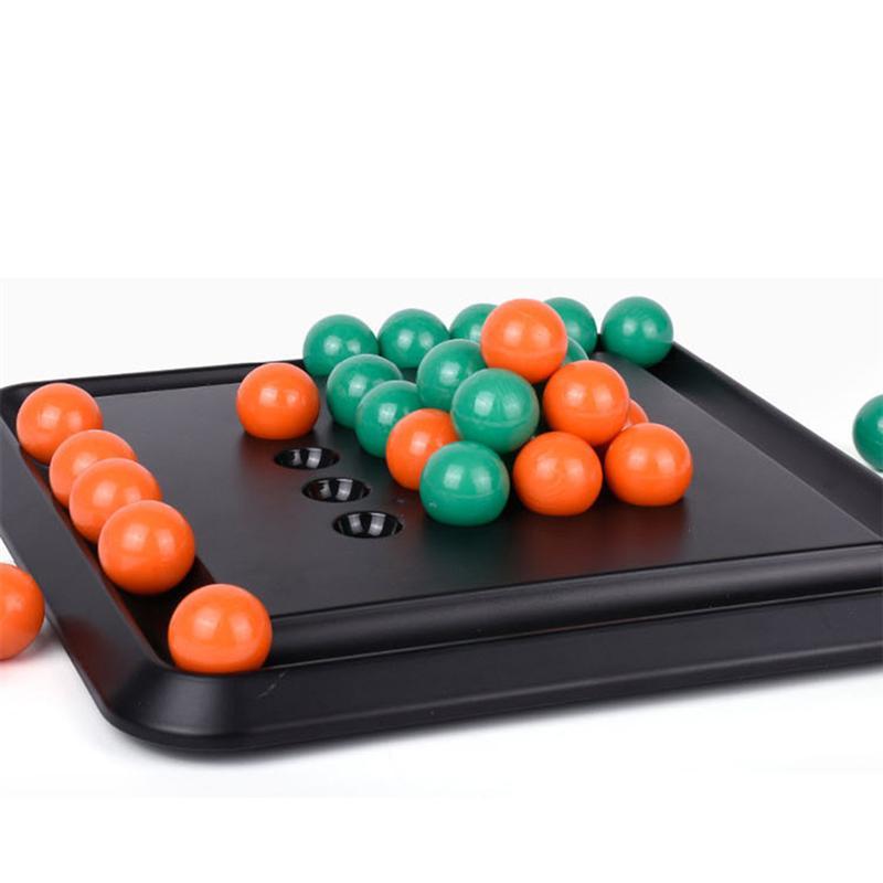 Пирамида игра шахматы штабелируемые шары атака и защита поставки Интеллект игрушка для студентов детские игры