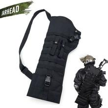 Strzelba taktyczna na zewnątrz strzelba nylonowe torby wojskowa szturmowa torba na długi pistolet wielofunkcyjna przenośna torba na broń