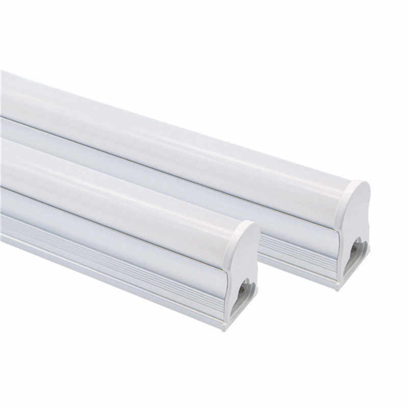 LED Tube T5 Light 29CM 57CM 220V~240V LED Fluorescent Tube LED T5 Led Lamp 6W 10W Cold White Light Lampara Ampoule PVC Plastic