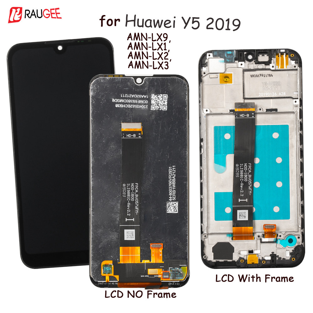 Display For Huawei Y5 2019 Lcd Display Touch Screen Sensor Assembly Replacement For Huawei Y 5 2019 AMN LX9 LX1 LX2 LX3 Display|Mobile Phone LCD Screens| |  - title=