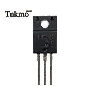 Image 1 - 50PCS RJP63K2 TO 220F RJP63K TO220F RJP63 63K2 MOSFET for liquid crystal and plasma New and original