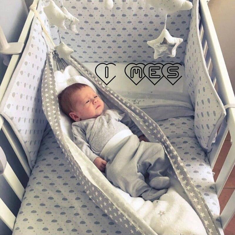 Children Hammock Swing Indoor Outdoor Hanging Basket Kids Cotton Cloth Bag Chair Baby Room Home Decorations