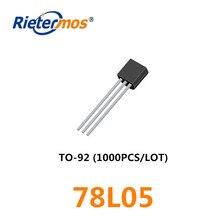 1000 piezas 78L05 CJ78L05 a 92 hecho en China