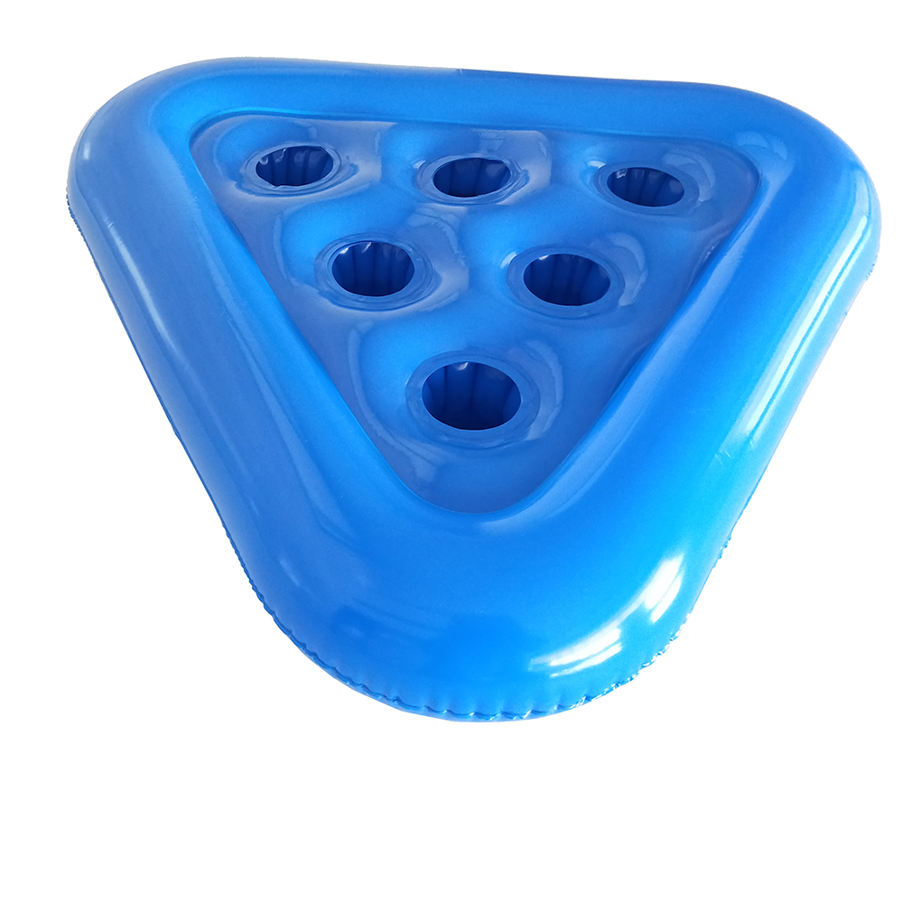 Swimming Pool Floating Beverage Bar, Inflatable Drink Holder For Pools Summer Beach Swimming Pool Water Fun