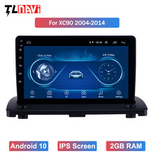 9 inch Android 10 Mobil Radio GPS Navi Multimedia Player Untuk 1Volvo XC90 2004 2005 2006 2007 2008-2014 Head unit Stereo(China)
