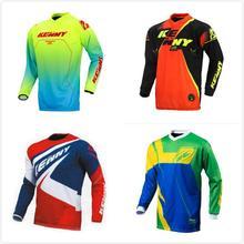 2019 Racing Long Sleeve Motorcycle Jerseys Moto XC GP Mountain Bike Motocross Jersey BMX DH MTB T Shirt Clothes