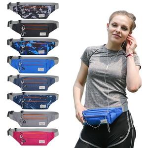 Lixada Colorful Waist Bags Belt Bag for