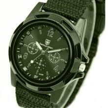 Men Fashion Wristwatch Military Army Soldier Watch
