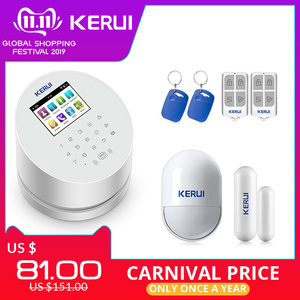 KERUI Android IOS app remote c