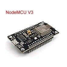 اللاسلكية وحدة CH340/CP2102 NodeMcu V3 V2 لوا واي فاي إنترنت الأشياء مجلس التنمية على أساس ESP8266 ESP 12E مع هوائي ثنائي الفينيل متعدد الكلور