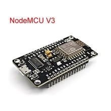 Moduł bezprzewodowy CH340/CP2102 NodeMcu V3 V2 Lua WIFI Internet rzeczy rozwój pokładzie ESP8266 ESP 12E z antena Pcb