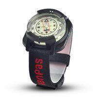 High Precision Professional Wrist Diving Compass 60 M / 197 Feet Outdoor Compass Fluorescent Dial Outdoor Accessories