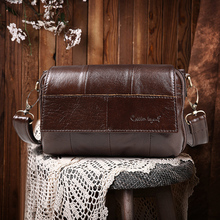 Cobbler Legend 오리지널 여성용 메신저 백 정품 가죽 소형 핸드백 빈티지 크로스 바디 숄더백 #803211