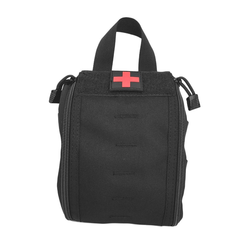 First Aid Bag Medical Bag For Outdoor Sports Travel Camping Hiking Tactical Multifunctional Bag Emergency Survival Empty Bag