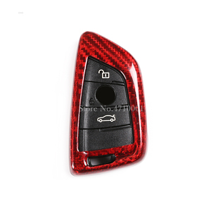 Image 5 - Car Key Shell Modification Cover,Real Carbon Fiber,Key Case,for BMW 3 5 Series X1X2X3X4X5X6 G20 G30 G31 F48 F39 G01 G02 G05 F16