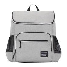 Tello Leith ультра большой емкости Удобная материнская сумка для кормления портативный многофункциональный водонепроницаемый рюкзак для мам