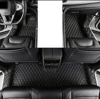 for changan cs85 2018 2019 2020 leather car floor mats rug carpet interior accessories cover auto matten foot coupe