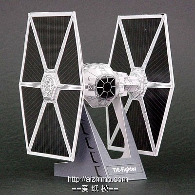 Star Wars Star Wars Aircraft Paper Model Toy